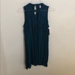 NWT Xhilaration sleeveless Dress